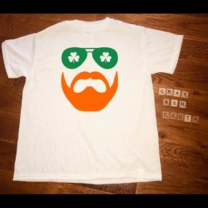 Youth st Patrick's day shirt. NEW